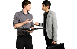 B2B discussions about eftpos gift cards