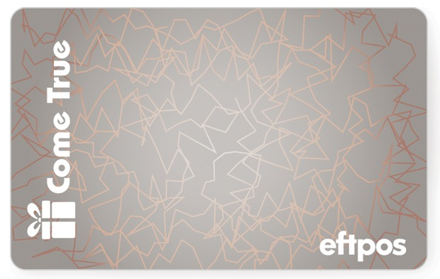 CT GOLD LINES EFTPOS CARD